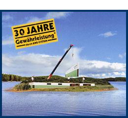30 Jahre Gewährleistung Banner